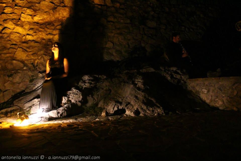 Il corpo poetico all 39 eremo di san michele incanta il for Vitale arredamenti benevento