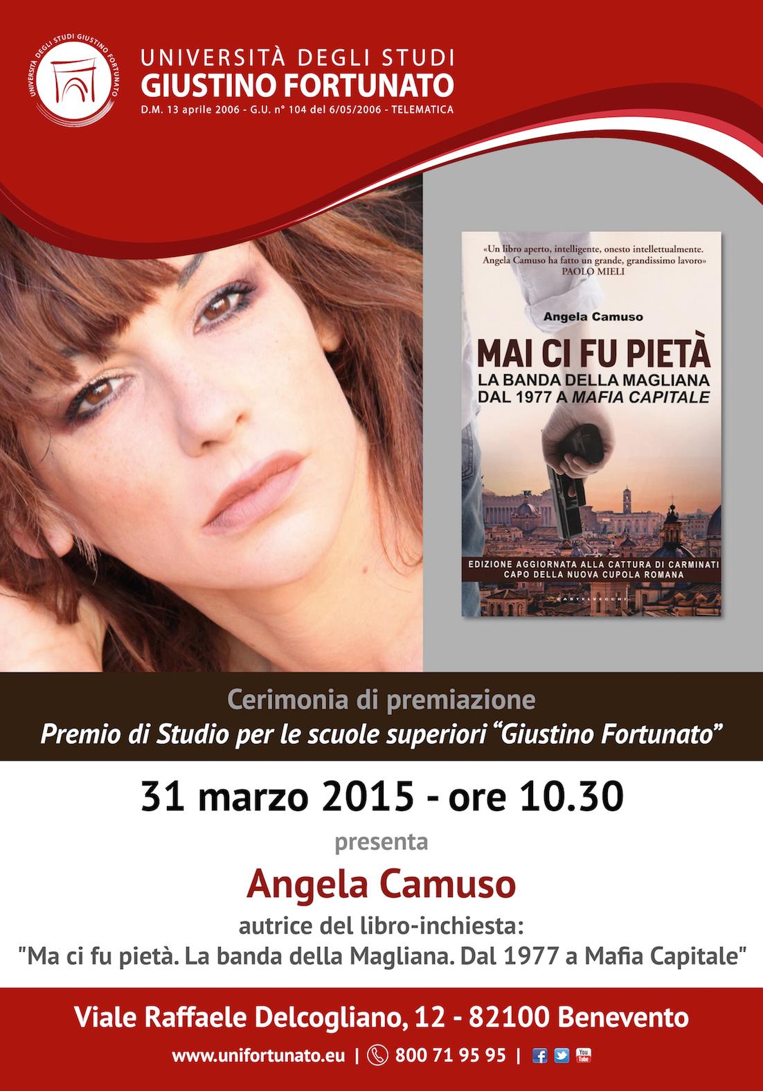Angela Camuso - Unifortunato