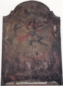Decio frascadore - San Michele Arcangelo