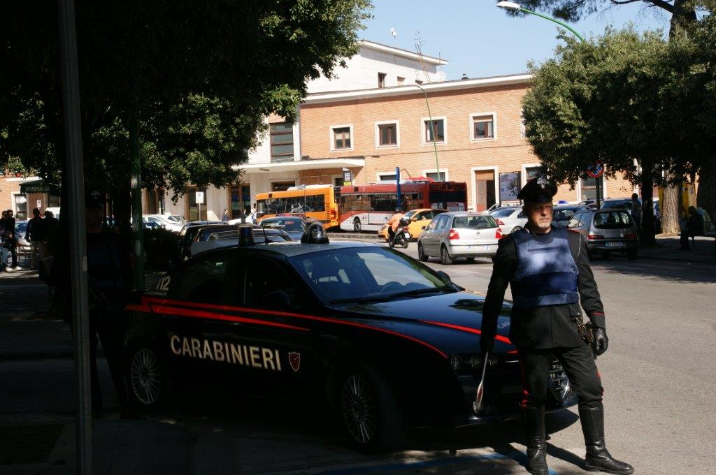 carabinieri bn
