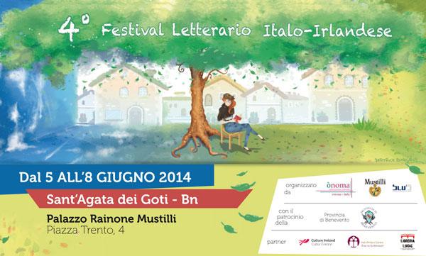 Torna a Sant'Agata de' Goti il Festival letterario italo-irlandese