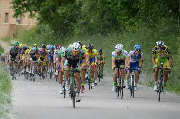 Doppia sfida nelle Marche per i ciclisti del Team Vejus