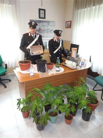 Operazione anti droga a San Giorgio del Sannio, coinvolti cinque giovani