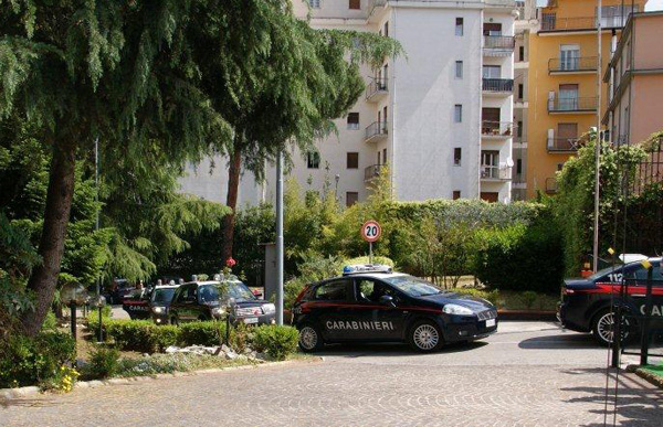 Operazione 'tabula rasa', nuovo provvedimento per Corrado Sparandeo senior