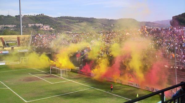 Benevento-Lecce, le disposizioni della Questura per l'andata dei Play-off