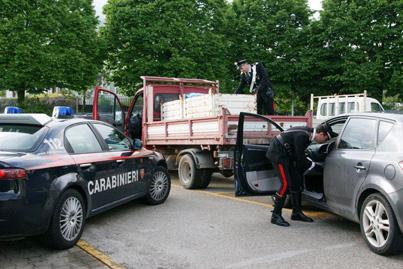 I carabinieri sventano una rapina alla filiale Mps di Montesarchio