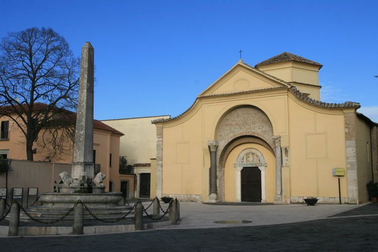 'Achille e Pentesilea' a Santa Sofia, la proposta di Isidea e Società storica