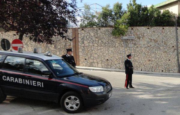 Truffe agli anziani, i carabinieri bloccano due pregiudicati napoletani