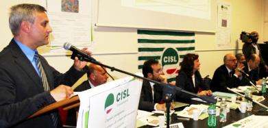 Ust Cisl IrpiniaSannio, il consiglio generale approva il programma