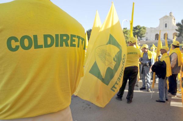Coldiretti: 1.000 agricoltori dal Sannio a Napoli per 'la crisi nel piatto'