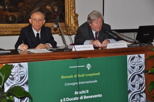 Arechi II e il Ducato di Benevento, chiude l'ultima sessione dei lavori