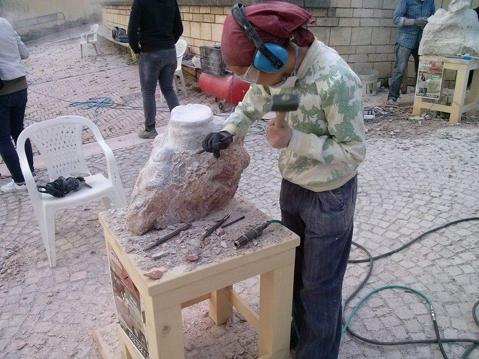 I giorni del marmo, work in progress | Fotogallery