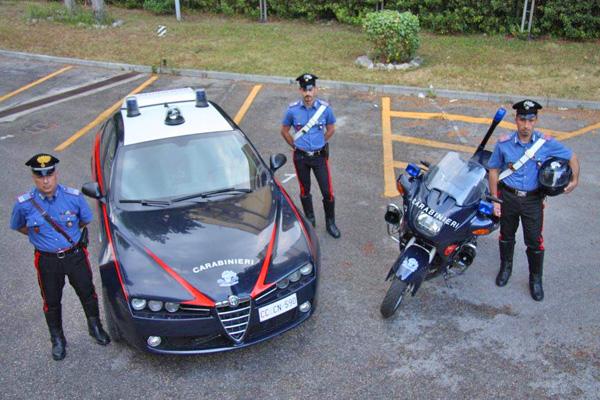 Bicentenario Carabinieri, arriva il logo celebrativo su auto e moto
