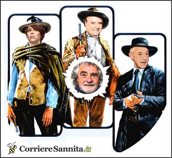 Nunzia, Clemente e Umberto: duello all'ultimo voto, con o senza Grillo