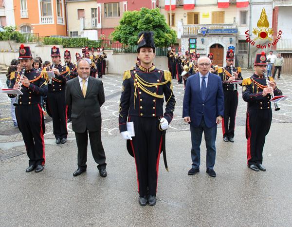 Cittadinanza onoraria al Prefetto di Roma per il 150esimo di Pago Veiano