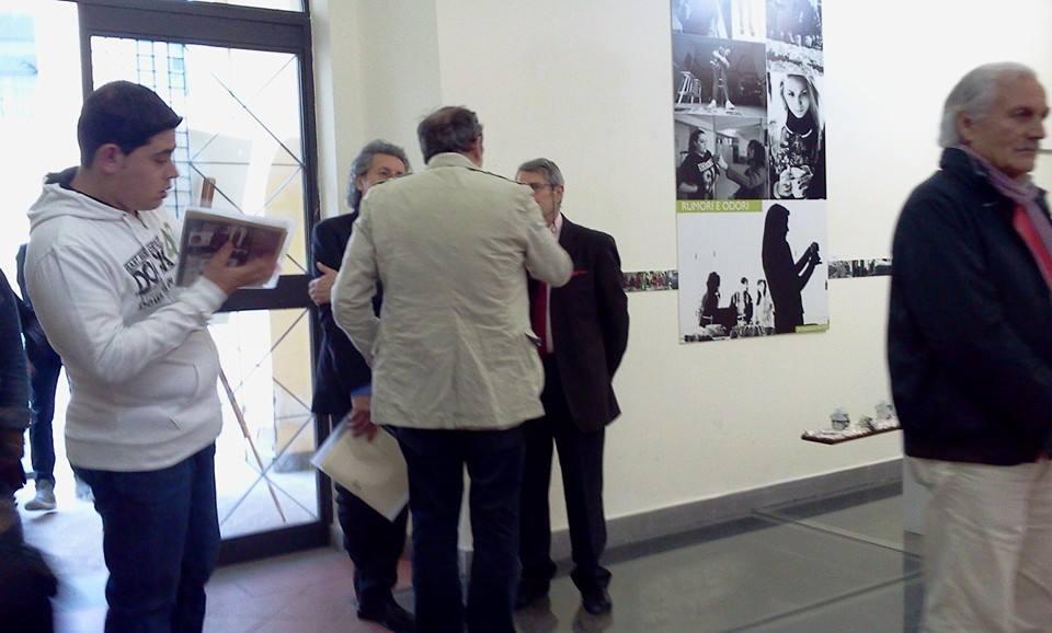 """""""Segnali di contemporaneità differenziata"""", inaugurata la mostra Percorsi d'Arte"""