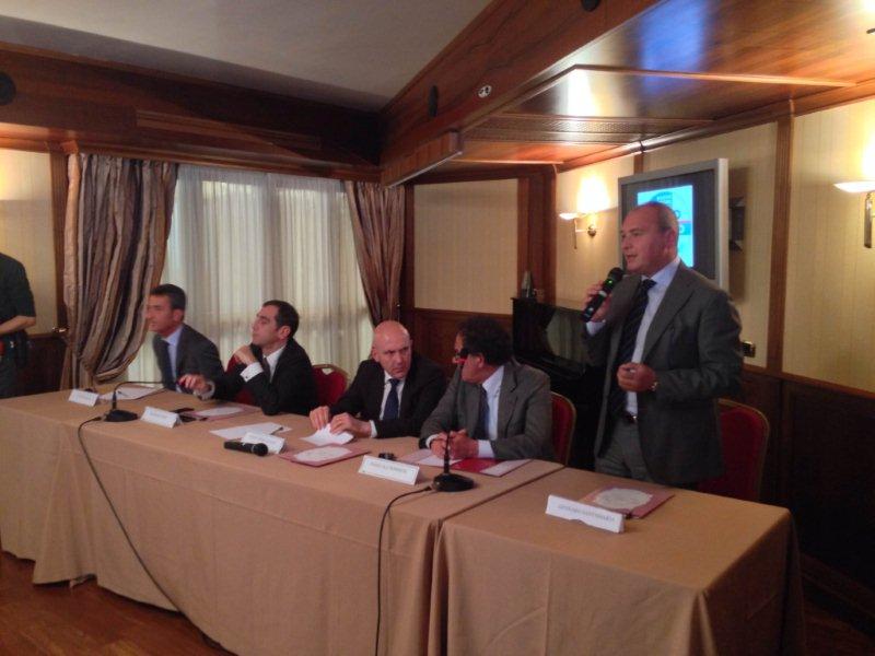Elezioni Europee | Ncd-Udc: incontro con Alfano, Nappi e Sommese