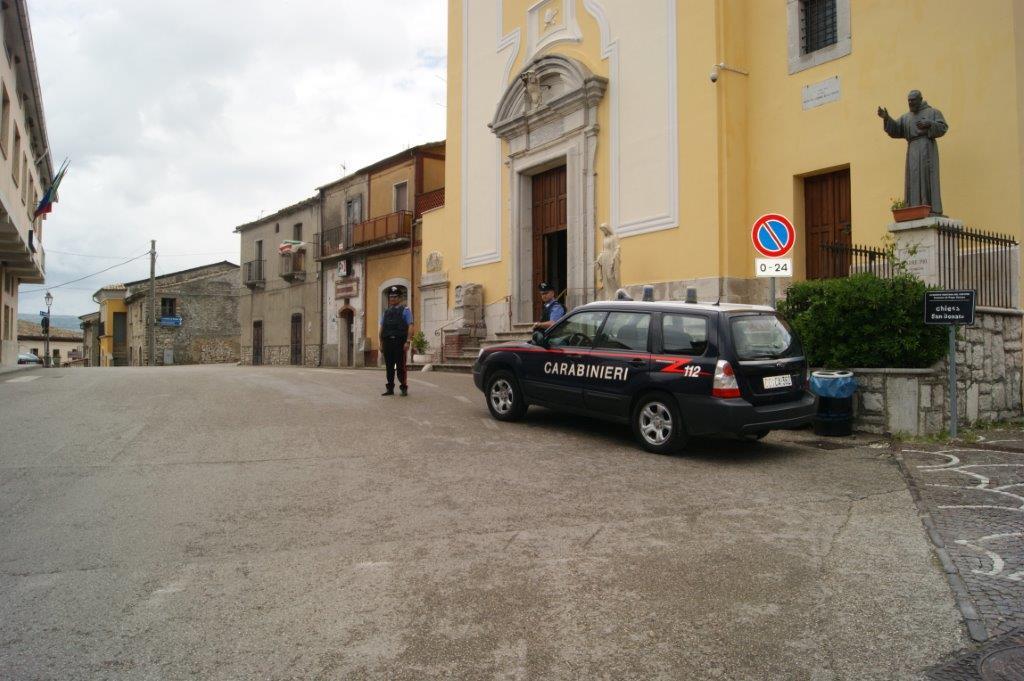 Pago Veiano, operaio arrestato per stalking nei confronti della ex compagna