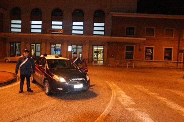 Prostituzione, ancora tre ragazze fermate alla stazione ferroviaria