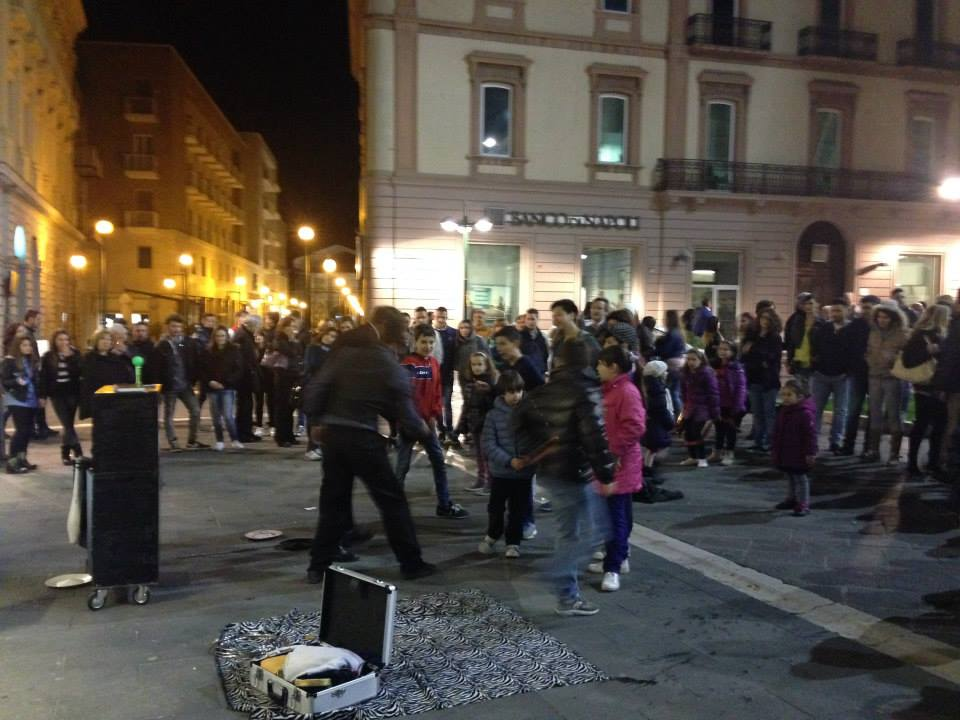 Symbolum: gran finale a piazza Roma | fotogallery