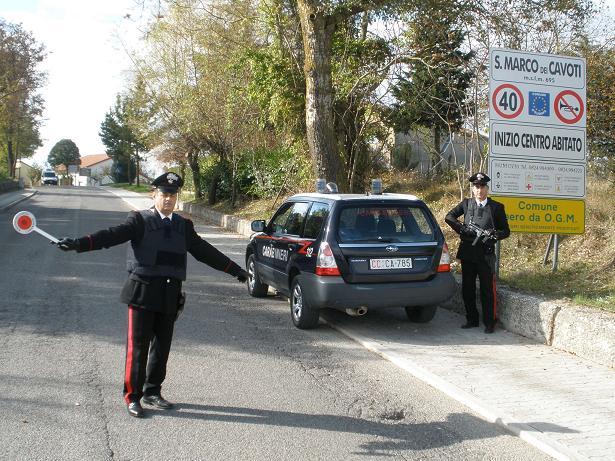 Furto in abitazione, arrestata donna romena a San Marco dei Cavoti