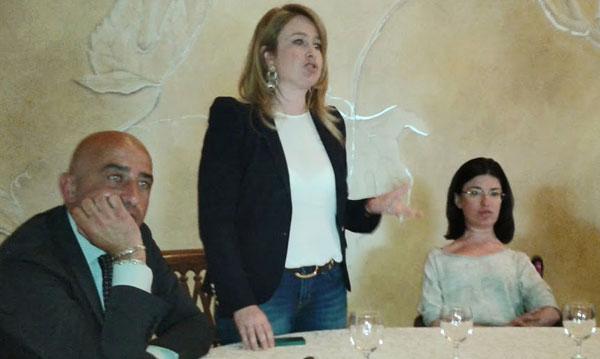 Elezioni europee | Abbate e Scarinzi (Pd) invitano a votare per Anna Petrone