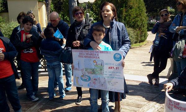 Unicef e Club Fiat 500 Italia insieme per i diritti dell'infanzia e dell'adolescenza