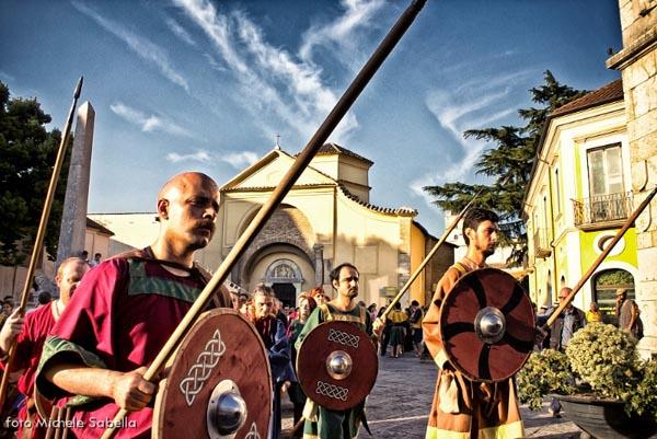 Benevento Longobarda, tutto pronto per la rievocazione storica