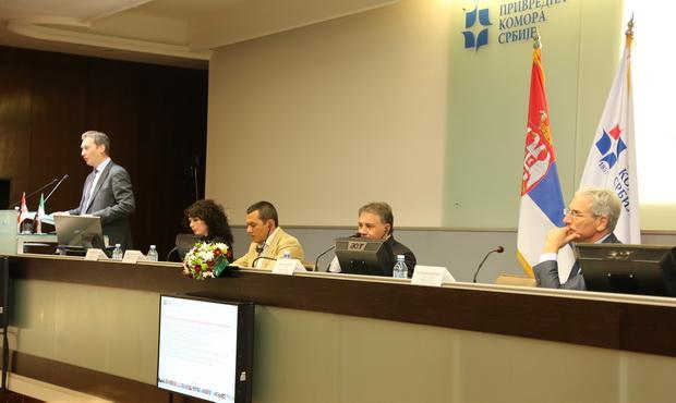 Bilancio positivo della missione in Serbia per otto aziende sannite