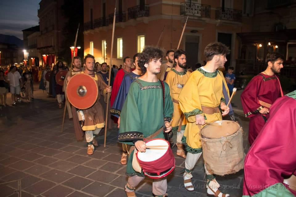 Benevento Longobarda, ecco il programma dell'edizione 2014