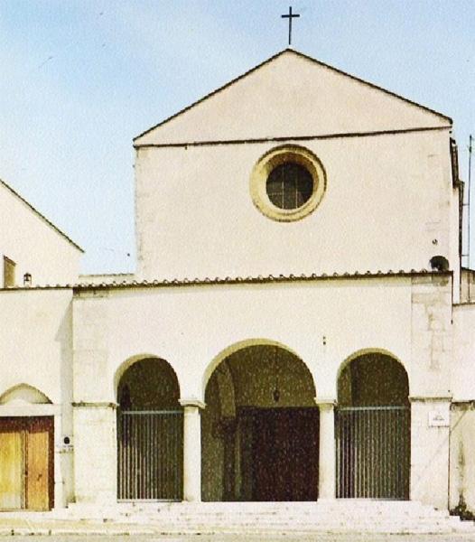 Il convento dei frati minori in piazza Dogana ospita le reliquie di Sant'Antonio da Padova
