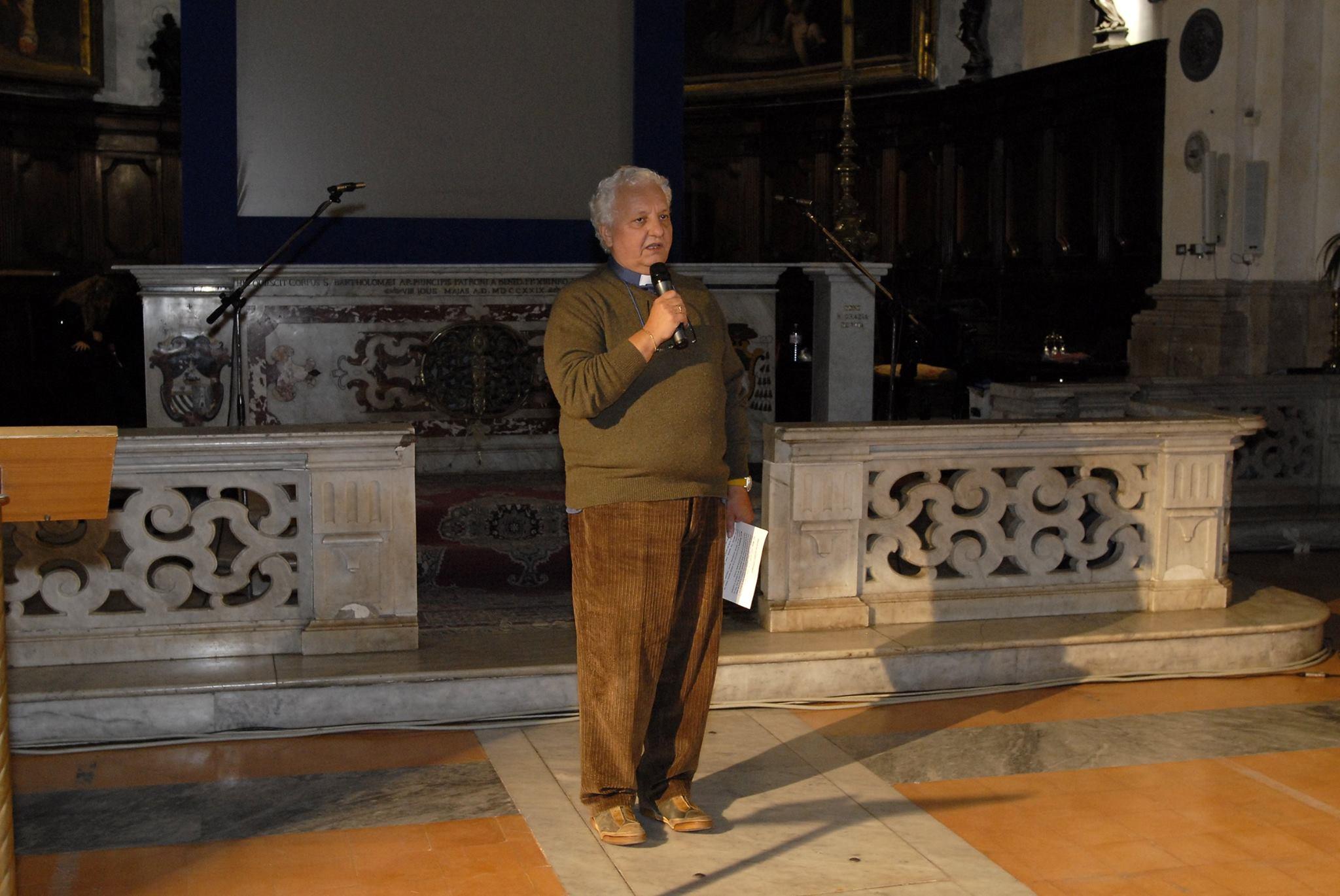 Muore a San Giovanni Rotondo Don Mario De Santis, rettore della Basilica di San Bartolomeo