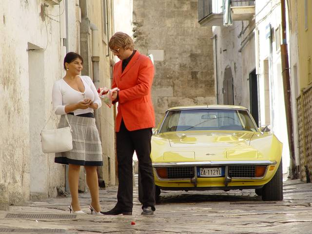 Forum Culture, a Palazzo Paolo V i film 'Focaccia Blues' e 'Un tocco di zenzero'