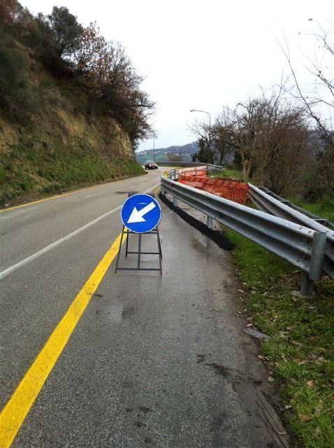 Frana Sp San Leucio-Benevento, Iannace (Ncd) chiede un tavolo di discussione