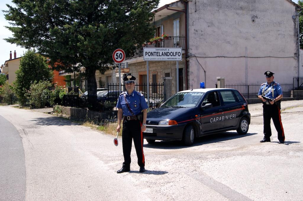 Pontelandolfo, proposto il foglio di via per due pregiudicati rumeni