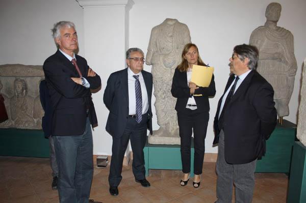Inaugurata al Museo del Sannio la mostra dedicata ad Achille e Alberto Vianelli