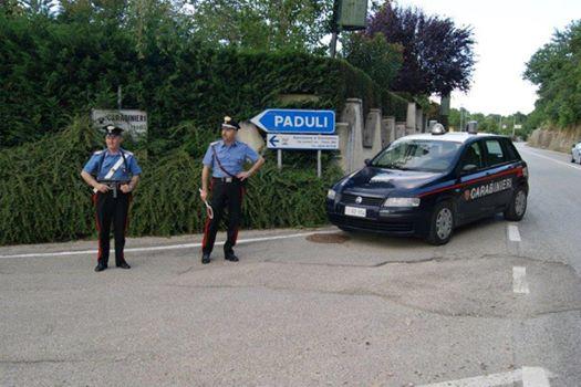 Controlli antiprostituzione a Paduli, fermate due donne napoletane