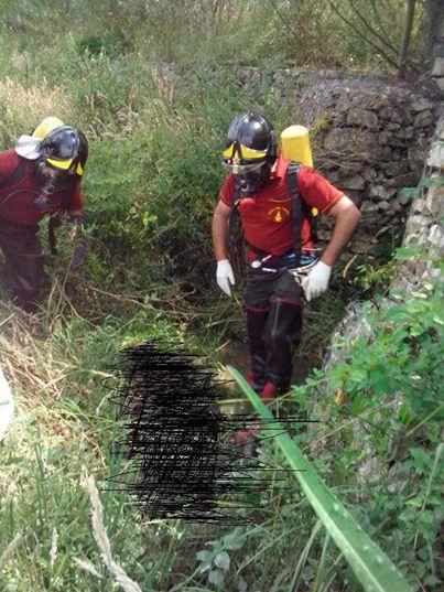 Airola, recuperato corpo di un anziano scomparso da giorni
