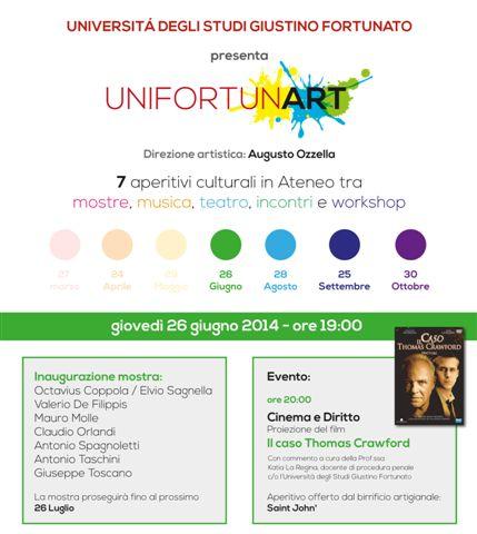 Cinema e dibattito sul diritto per il quarto appuntamento dell'Unifortunart