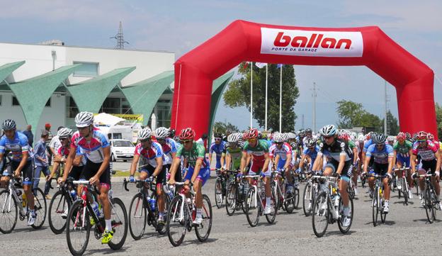 'Giro del medio Brenta', discreto piazzamento di Mrozek del team 'Vejus