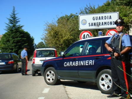 Rintracciato a Guardia Sanframondi l'affiliato al clan 'Moccia', Raffaele Nobile