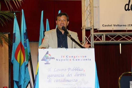 Bosco al congresso Uil, il Sannio ha bisogno del completamento delle infrastrutture