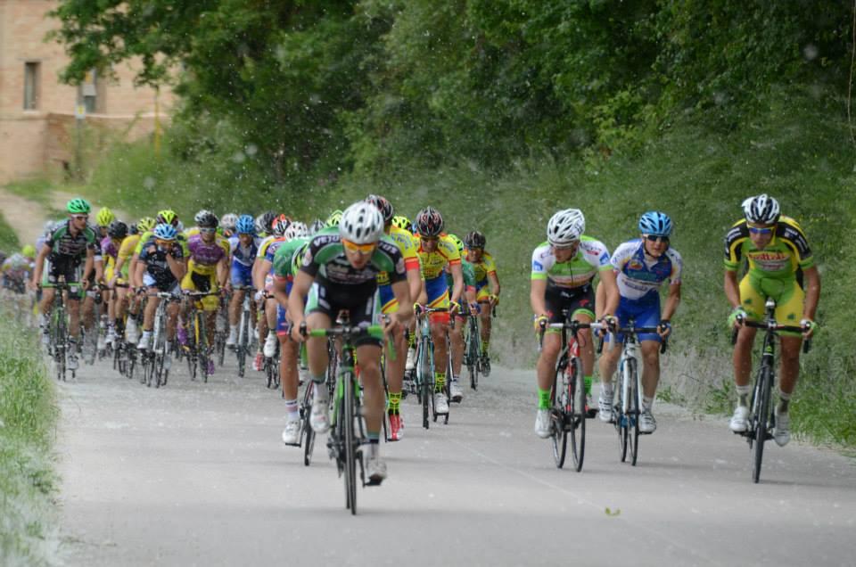La 'Ciociarissima' segna la ripresa delle competizioni del 'Team Vejus Tmf Cicli Magnum'