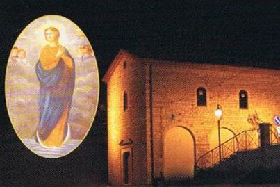 Da domenica a Paupisi i festeggiamenti in onore di Maria Santissima di Pagani