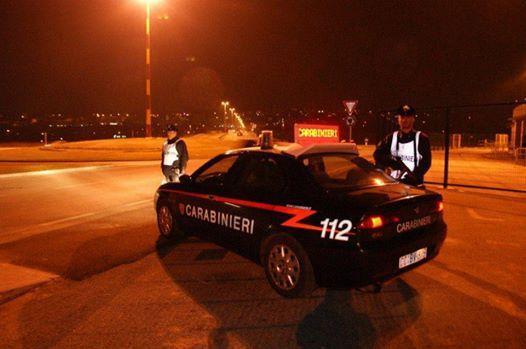 'Movida beneventana', l'azione dei Carabinieri prosegue con controlli e sequestri di auto e droga