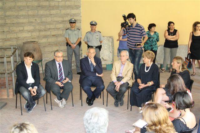 Provincia di Benevento ultimo atto, presentata la nuova sezione scultura e il bookshop del Museo del Sannio