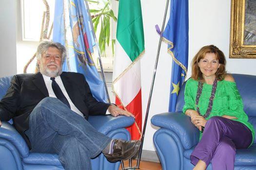 Franco Nardone, segretario generale della Provincia di Benevento, si è insediato questa mattina alla Rocca