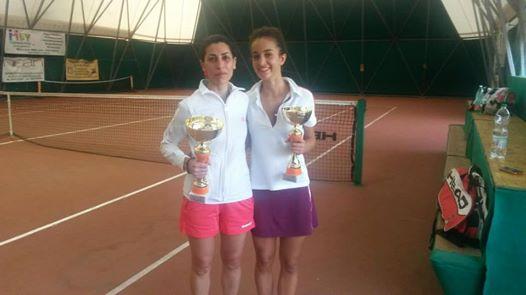 Torneo di tennis 'Città di Morcone', la vittoria a Domenico Anniballo e Maria Rosaria Leonardo
