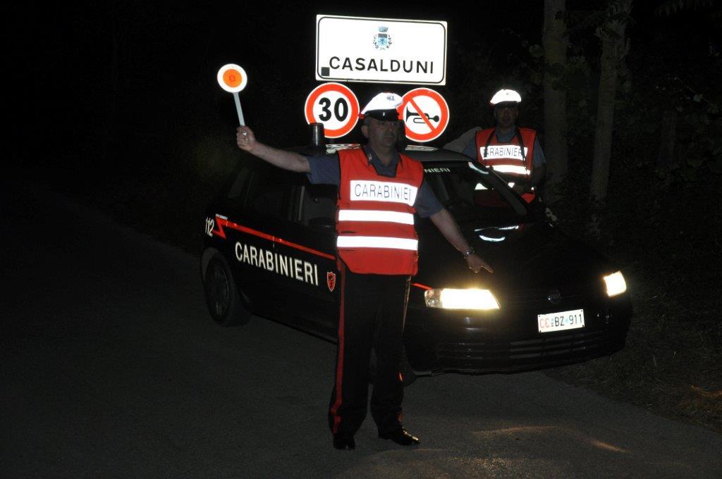 A Casalduni intervento dei Carabinieri per rissa tra italiani e stranieri
