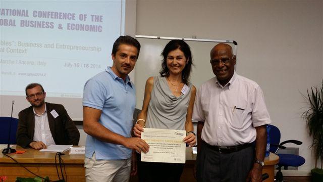 Unisannio, la ricerca sul marketing strategico condotta dal Prof. De Nisco vince il premio 'Best Paper Award'
